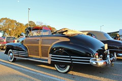 2015 Majestics CC New Years Day Picnic (USautos98) Tags: 1948 chevrolet fleetmaster aerosedan bomb woodie woody chevy
