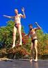 IMG_7015 (danimaniacs) Tags: shirtless man hot sexy guy beard fun jump trampoline trunks speedo swimsuit stud scruff bulge
