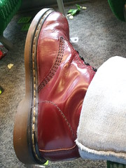 20150520_092254 (rugby#9) Tags: original feet yellow cherry boot hole boots lace dr air 14 7 icon wear size jeans levi stitching comfort sole doc levis cushion soles dm docs eyelets drmartens bouncing airwair docmartens 501 martens dms 501s cushioned wair levi501s doctormarten 14hole yellowstitching