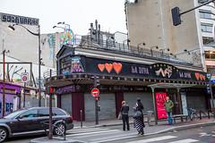 Paris - Au pied de la butte Montmartre (saigneurdeguerre) Tags: 3 paris france canon europa europe mark iii frana montmartre ponte 5d frankrijk francia parijs aponte 18e xviiie antonioponte ponteantonio saigneurdeguerre