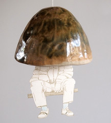 Onishi project - Protection system (teresa currea) Tags: arte campana dibujo cermica onishi tegumentos teresacurea fuuring
