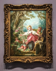 Le Colin-Maillard - vers 1754-1756 - Jean-Honor Fragonard (y.caradec) Tags: paris france art apple museum europe paint ledefrance muse musee peinture exposition luxembourg franais amoureux fragonard peintres 2015 colinmaillard museduluxembourg jeanhonorfragonard iphone6s iphone6splus expofragonard shotoniphone6splus fragonardamoureux