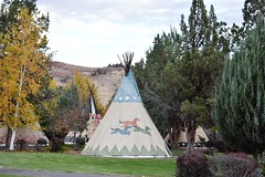 OTTA  Kahneeta  Fall 2015 Board Meeting  16 (Oregon Tour and Travel Alliance) Tags: oregon centraloregon teepee warmsprings otta kahneeta traveloregon oregontourism oregontourandtravelalliance