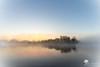 L'île mystérieuse (photosenvrac) Tags: ile ciel paysage loire brume leverdesoleil fleuve sigma150 thierryduchamp