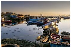 Paddy's Hole (Digital Wanderings) Tags: boats coast harbour jennifer teesside tees redcar southgare paddyshole