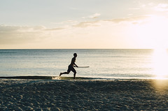 / anna maria island / (aubreyrose) Tags: ocean travel beach gulfofmexico florida shore boogieboard holmesbeach annamariaisland