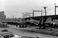 F3H-1N Demons (skyhawkpc) Tags: 1955 aircraft aviation navy demon naval usnavy usn mcdonnell unkbuno f3h1n mcdonnellaircraftcoporation