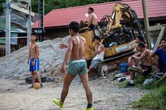 HIPL5469.jpg (hipSh0ts) Tags: people man sport ball takraw sepak sepaktakraw