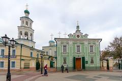 IMG_6733 (Denis Anikin) Tags: russia ru kazan город церковь казань баумана respublikatatarstan