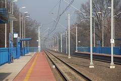 Wrocław Różanka train station 28.11.2015 (szogun000) Tags: railroad station canon tracks poland polska rail railway platforms wrocław pkp e59 lowersilesia dolnośląskie dolnyśląsk canoneos550d canonefs18135mmf3556is d29271 wrocławróżanka