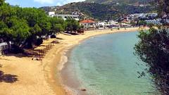 Batsi beach IMG_1040 (mygreecetravelblog) Tags: beach water island coast seaside sand greece shore greekislands andros cyclades batsi cycladesislands androsgreece androsisland androsbeach batsiandros greekislandbeach batsivillage batsibeach