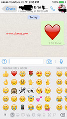 whatsapp amazing features animated emoji whatsapp tips (brar_j) Tags: for pc support blackberry hidden more emoticons download features android status trciks whatsapp