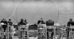 Hypnotized (CVerwaal) Tags: nyc publicart atriums fujifilmx100t