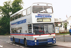 2930 (WA) D930 NDA (WMT2944) Tags: travel west midlands nda 2930 timesaver d930