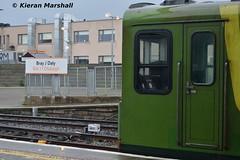 8105 at Bray, 12/12/15 (hurricanemk1c) Tags: irish train siemens rail railway trains railways dart bray irishrail lhb 2015 8105 iarnród éireann iarnródéireann class8100 1125brayhowth