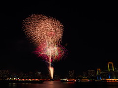 PC180865 (manabu kato) Tags: fireworks sigma odaiba 19mm yakatabune epm2