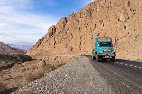 Iran - Kerman - On the Road