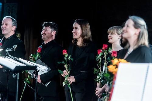 Madrigaux de Monteverdi avec Les Arts Florissants et Paul Agnew au Festival Actus Humanus de Gdansk
