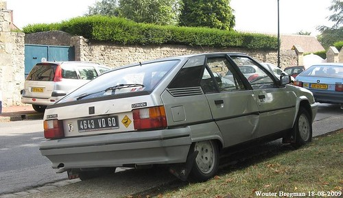 Citroën BX 16 TRS 1988