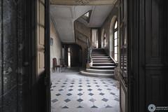 """Stager paradise"" (RomarioPhotography) Tags: urbex stair abandoned decay nikon nikond7200 tokina tokina1116"