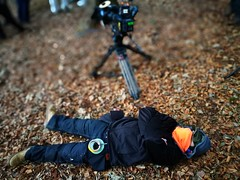 Shooting Red Rock Season 3 (Mark Waldron) Tags: shooting red rock tv show dublin ireland camera assistant snooze