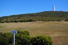 Path to lighthouse (bourdieu_boy) Tags: lighthouse tasmania bruny island sunny historic