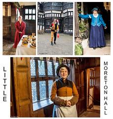 Little Moreton Hall Characters (wolf 10) Tags: tudor costume reenactment entertainers reenactors littlemoretonhall cheshire portraits people