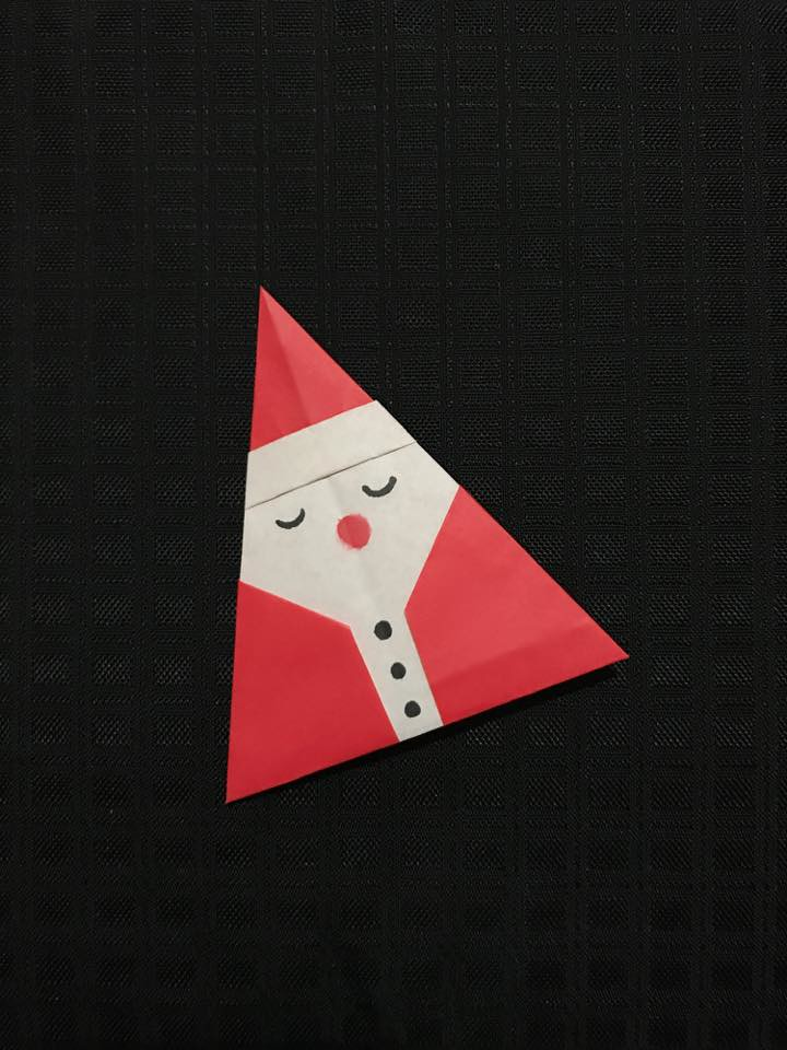 the worlds best photos of origami and santa flickr hive