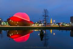 Het Infoversum in Groningen