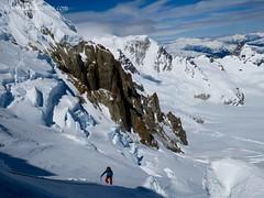 climbing cerro san lorenzo
