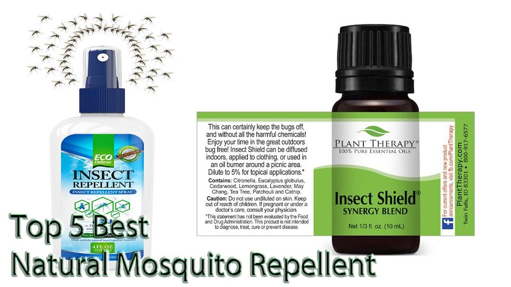 natural mosquito repellent research paper