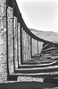 Ribblehead Viaduct (Richie Rue) Tags: landscape mono monochrome blackandwhite film analogue analog fomafomapan100 tetenal ultrafin bridge viaduct shadows train filmdev:recipe=11135 tetenalultrafin film:brand=foma film:name=fomafomapan100 film:iso=100 developer:brand=tetenal developer:name=tetenalultrafin