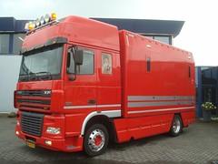 DAF XF 95.380 (Vehicle Tim) Tags: daf xf lkw truck fahrzeug wohnmobil