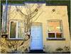 quirky Toronto facade (ellyn writing) Tags: toronto ontario canada ago homesweethome windows reflection txeeptopaz