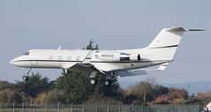 N540EA Gulfstream 3 AC Aviation (Anhedral) Tags: airliner airplane jet n540ea grumman gulfstream g1159a gulfstreamiii bizjet corporatejet