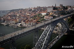 Portugal (kri.photo) Tags: portogallo portugal bridge saint luiz porto city ponte alexandre gustave eiffel rio douro summer sun holiday estate vacanze outside color esterna