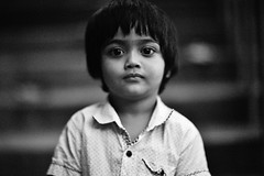 CHHOTO UMA (N A Y E E M) Tags: umar kalam son portrait stairs backyard today afternoon home rabiarahmanlane chittagong bangladesh uma lulu