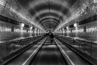 St. Pauli Elbe Tunnel