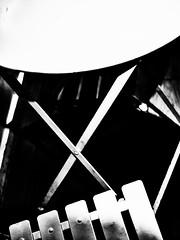 HaveaSeat.jpg (Klaus Ressmann) Tags: klaus ressmann omd em1 abstract fparis france summer blackandwhite chair contrast design flcstrart minimal shadows streetart table klausressmann omdem1