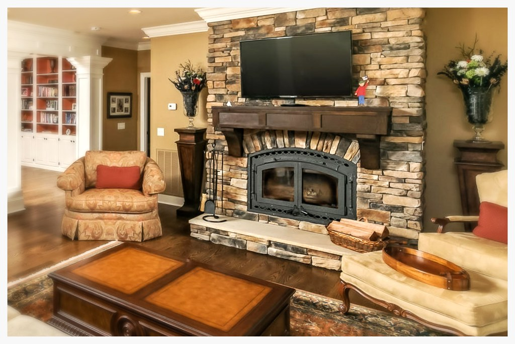 Superior WCT6840 Wood Burning Fireplace, Chattanooga, Tn