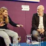 Kate Tempest with Don Paterson