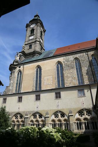 2015 08 11 Austria - Zwettl - Abbazia_1482