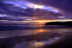 Pôr-do-sol Azul - Blue Sunset (Yako36) Tags: sunset sea seascape portugal mar pôrdosol baleal peniche berlenga nikond600 nikon2485