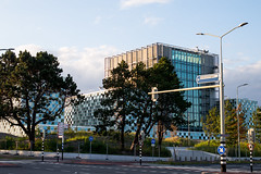 ICC Construction: July 2015 (romanboed) Tags: leica windows holland building netherlands wall architecture court justice office construction europe pattern hague m criminal international courthouse 50 icc summilux 240 typ schmidthammerlassenarchitects