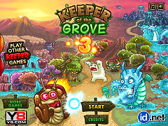 森靈守護者3(Keeper of the Grove 3)