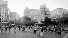 UNION SQUARE - NYC (Pablo C.M || BANCOIMAGENES.CL) Tags: city nyc usa ny newyork manhattan ciudad nuevayork eeuu