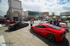 Ferrari F430 & Ferrari 430 Scuderia (davidphotocars) Tags: slr ford chevrolet huracan camaro enzo shelby bmw dodge gto mustang m3 audi corvette lamborghini m6 m5 m4 v8 rs2 types v10 sls gallardo amg sl65 rs4 typer trackday quattro f40 r8 f12 sl55 rs6 v12 f50 e46 e36 skyine superleggera ferrar rs3 e92 rs7 430scuderia aventador 458speciale