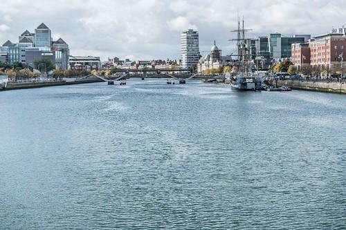 DUBLIN DOCKLANDS AREA [21 SEPTEMBER 2015] REF-10805431