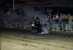 Gary Rothwell Kawasaki ZZR1100 (Betapix) Tags: liverpool gary suzuki tt rider isleofman stunt stunts gsxr rothwell iom scouser wheelies stuntrider stoppies garyrothwell