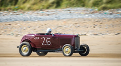 Pendine Sands Hot rod (technodean2000) Tags: pendine sands wales uk hot rod car classic retro old nikon d610 lightroom welsh beach auto racing sport outdoor vehicle worldcars